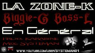 La Zone-K - En Général (Rap Algérien) - Hommage à Mohamed Boudiaf (محمد بوضياف)
