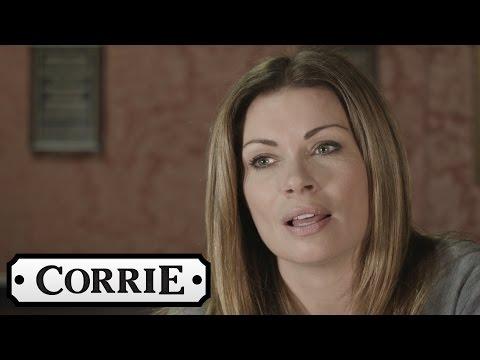 Coronation Street - Interview: Alison King on Carla's Showdown