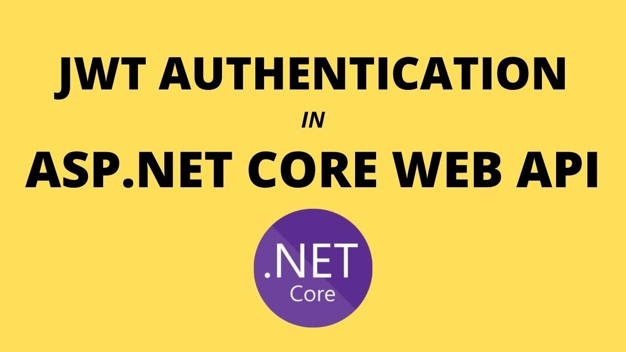 Token based authentication (JWT) in asp net core 2 0 WebAPI