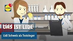 Lidl lohnt sich | Das macht uns zum Testsieger | Lidl Schweiz