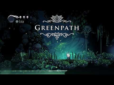 Hollow Knight OST - Calm Greenpath (Extended)