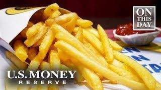French Fry Day | U.S. Money Reserve