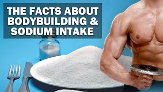 Bodybuilding And Sodium Intake: How Much Salt Is Okay?