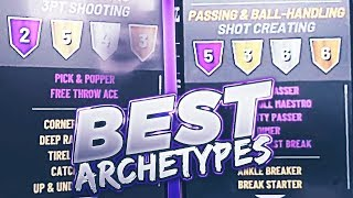 NBA 2K19 BEST ARCHETYPE? EVERY LEAKED BUILDS REVIEW