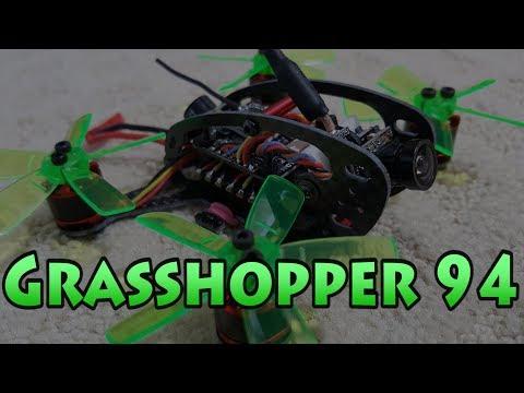 Micro Drones 101 🚁#26⚡ FullSpeed Grasshopper 94 😀