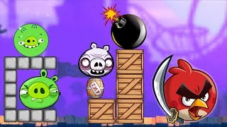 Boom Bad Piggies! - BLAST ALL PIG BY THROWING GRENADE BLOODY GAME!