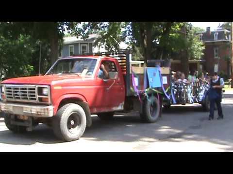 2013 Titusville Oil Festival Parade Part 2
