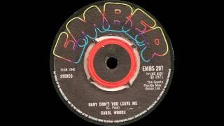 Carol Woods - Baby Don