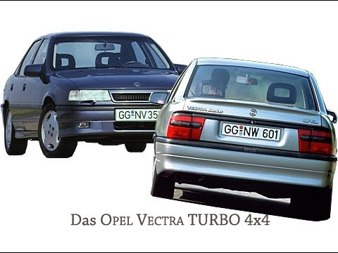 1992 opel vectra turbo ad youtube. Black Bedroom Furniture Sets. Home Design Ideas