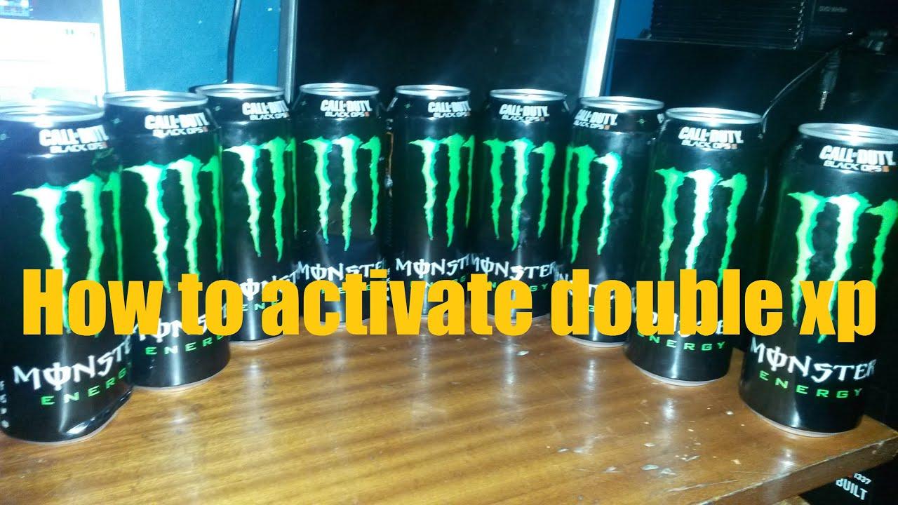 monster energy drink black ops 4 code