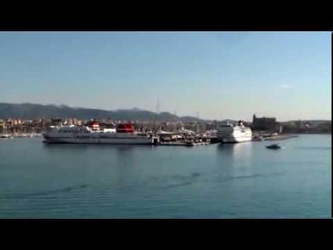 Palma de Mallorca Cruise Port