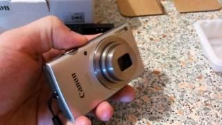 Canon IXUS 175 Review