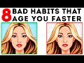 8 Skin Habits That Make You Look Older
