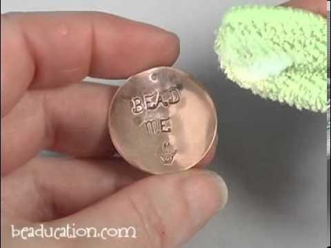 how to make a wax stamp without clay