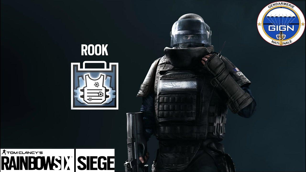 Rainbow Six Siege Gign Operators: Der Operator ROOK // Rainbow Six Siege [Einführungsfilm