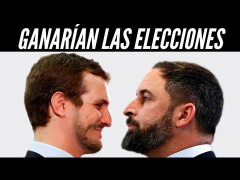 CASADO y ABASCAL GANARÍAN las ELECCIONES ante la CAÍDA de PSOE y PODEMOS por su NEFASTA GESTIÓN