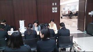 就職説明会に参加してきました。・船橋さきがおか動物病院動画ブログ