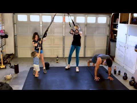 TRX Live   Father's Day Workout   Miguel Vargas