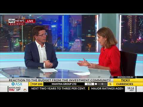 Sky Business with Ticky Fullerton featuring Roger Montgomery