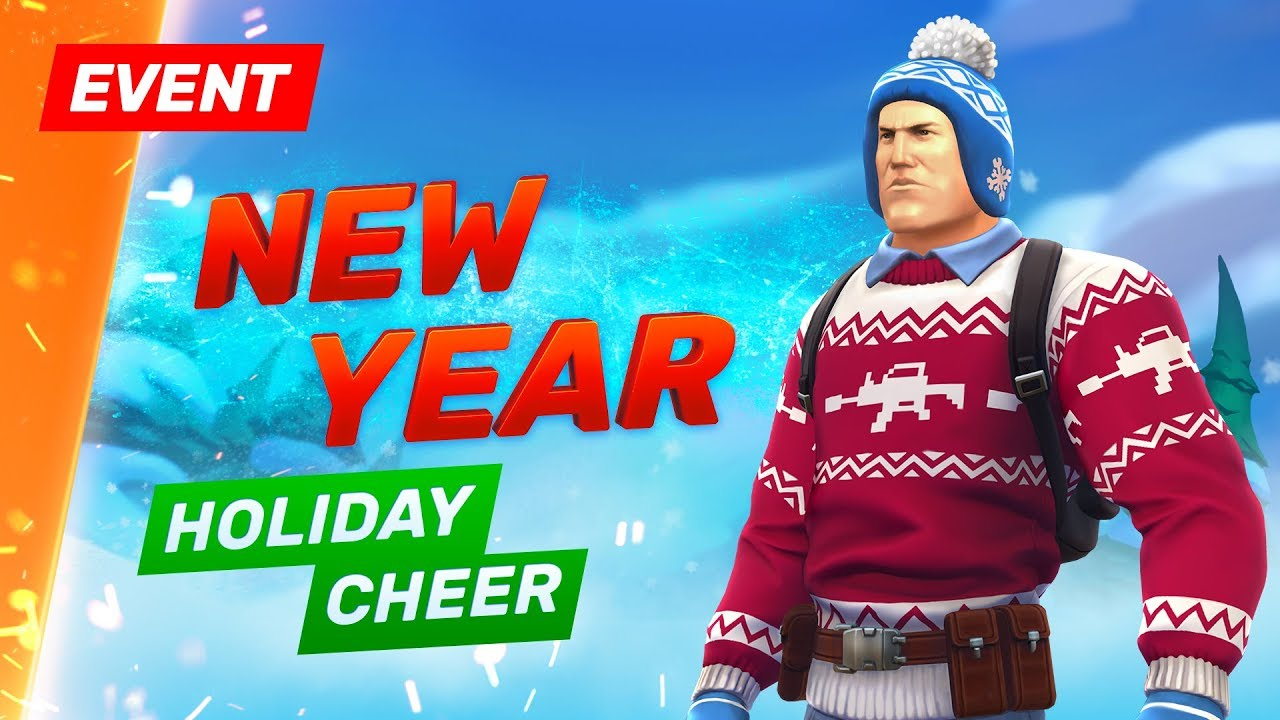 ????New Year Event???? - Holiday Cheer - Guns of Boom
