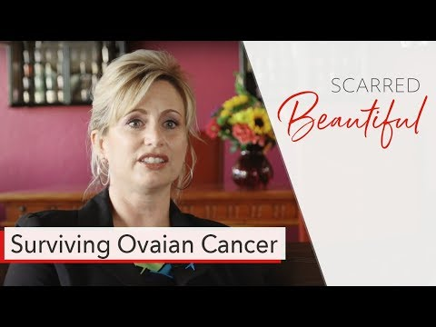 Meredith - Ovarian Cancer her Scarred Beautiful