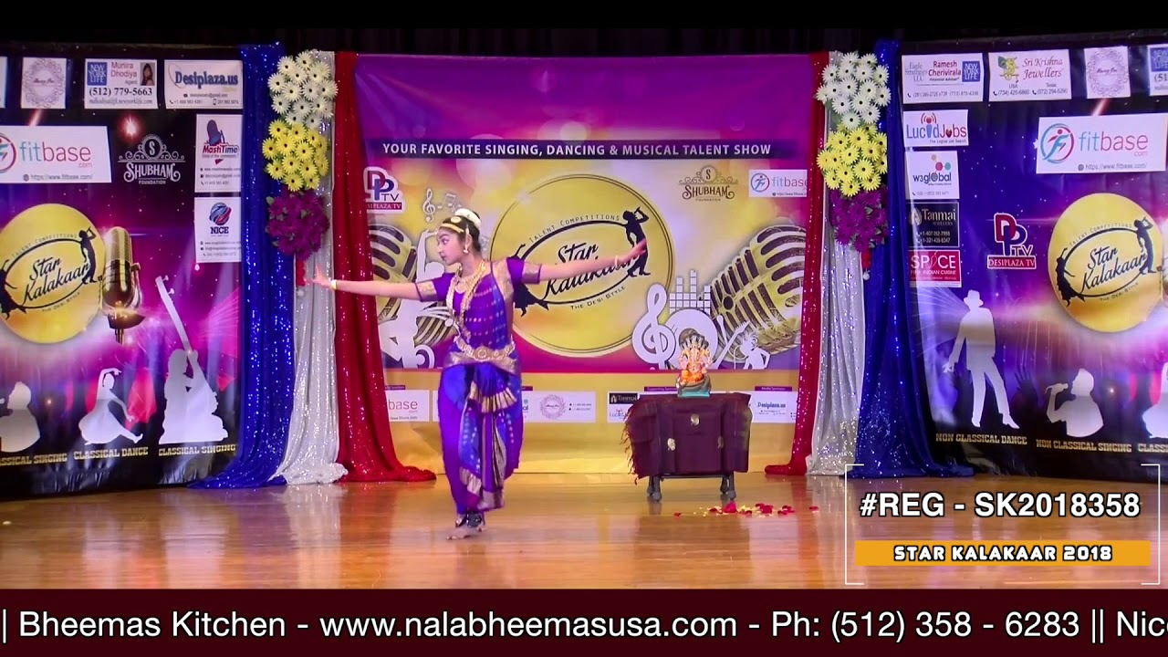 Registration NO - SK2018358 - Star Kalakaar 2018 Finals - Performance