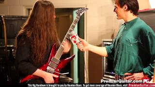 Rig Rundown - All That Remains' Oli Herbert & Mike Martin