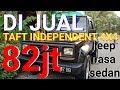 Di Jual Daihatsu Taft Independent 4x4 Tahun 1996 || Mobil Bekas Kebumen