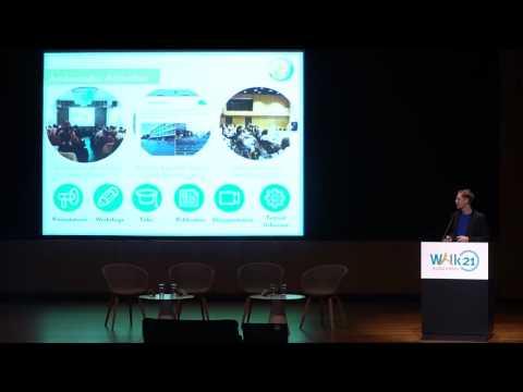 Walk21 Hong Kong Conference | Mr. Florian Lorenz | Day 4