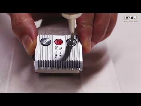 Разборка и уход нож Moser 1400  Vavilon-shop
