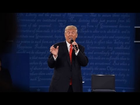 Second Presidential Debate A Missed Opportunity to Discuss the Need for Feminism