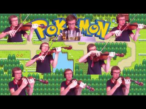 Route 209 - Violin cover - Pokémon Diamond and Pearl