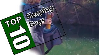 ⛺The Best Backpacking Sleeping Bags - Amazon 2020 Buying Guide