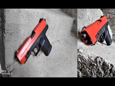 Homemade Multi Pump Air Pistol