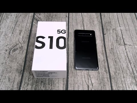 """Samsung Galaxy S10 5G """"Real Review"""""""
