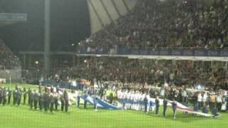 Equipe de France Iles Féroé, Roudourou Hymme national