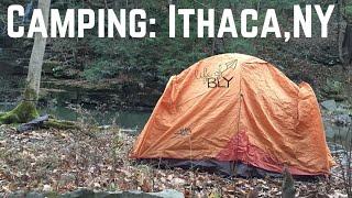 CAMPING | ITHACA, NY
