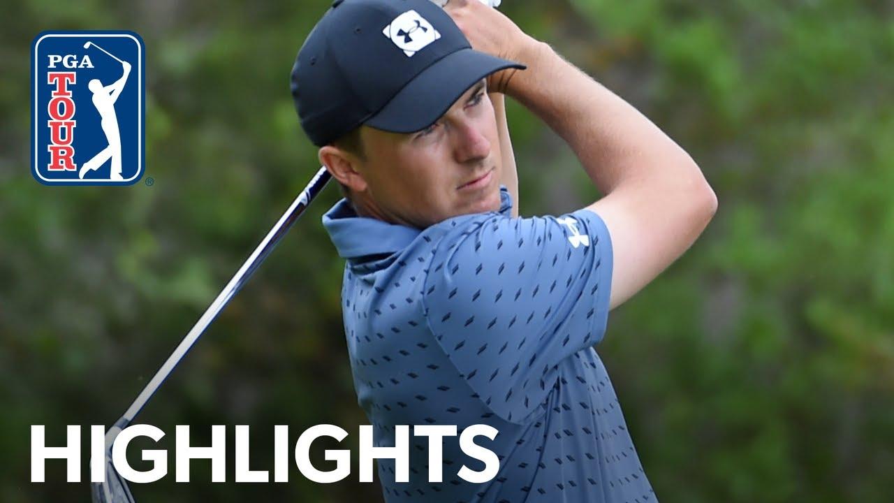 Jordan Spieth shoots 6-under 66 | Round 4 | Valero Texas Open | 2021