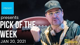Poker Pro Phil Hellmuth Makes Super Bowl Pick & NFL Predictions