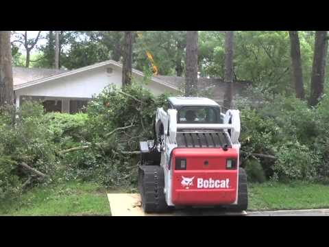 Robert's Tree Service Inc. | Jacksonville, FL | Crane Services | Tree Removal