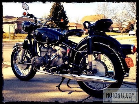 1965 Bmw R50 2 For Sale Youtube
