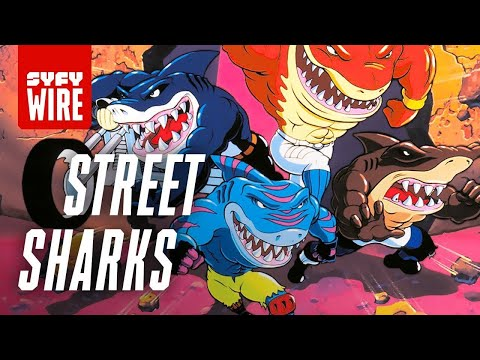 Street Sharks - Everything You Didn't Know | SYFY WIRE