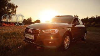 видео Новый Audi A3 2017