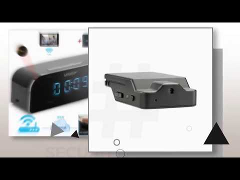 Top 5 HIDDEN SPY Camera in 2018