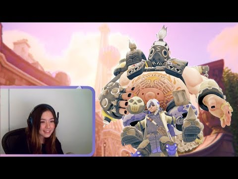 This Girl Streamer Carried Me In Overwatch thumbnail