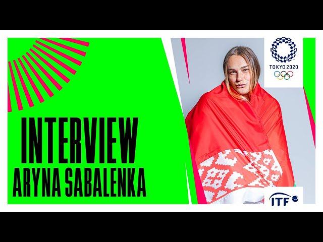 Own The Moment: Aryna Sabalenka