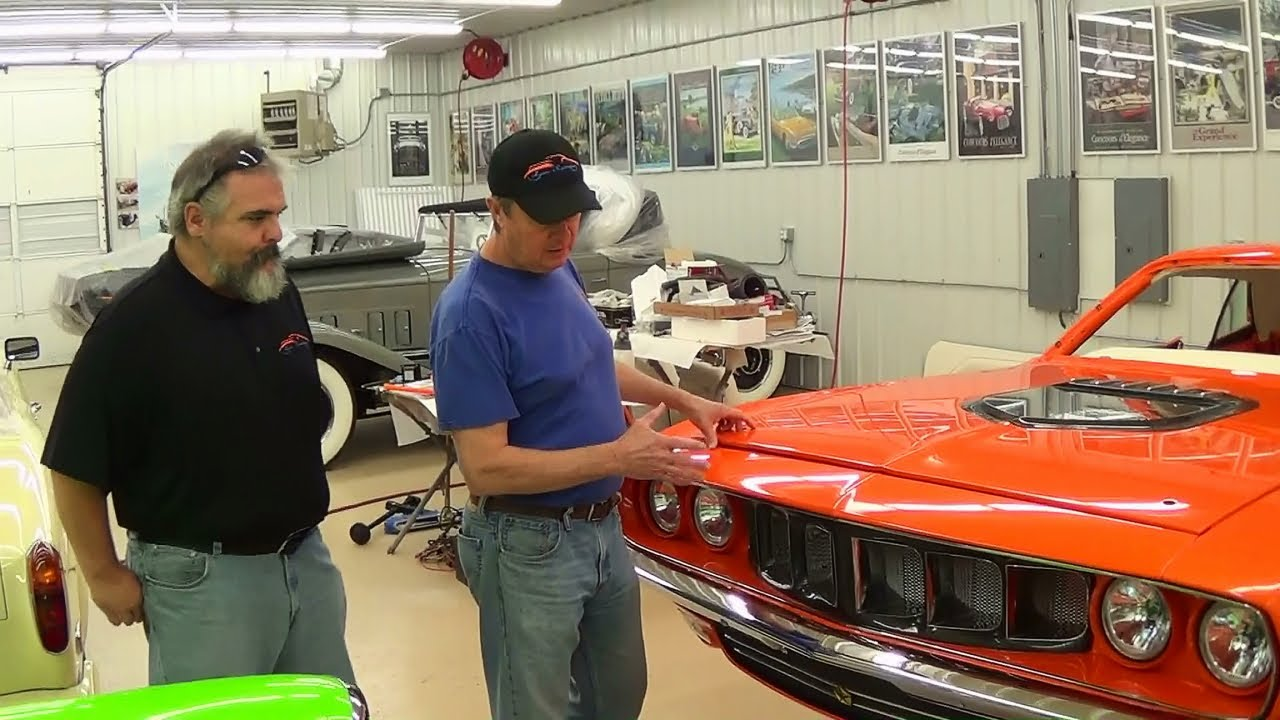 Manns Restoration Tour - Part One - High Quality Classic Car ...