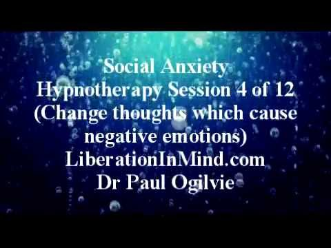 Social Anxiety-FREE Hypnotherapy 4 of 12