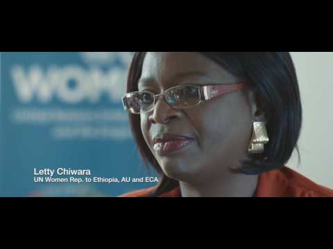 African Women: Changing the Narrative -Women's Leadership