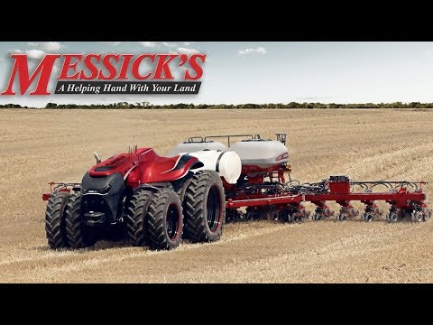 What will happen with autonomous tractors? - TMT